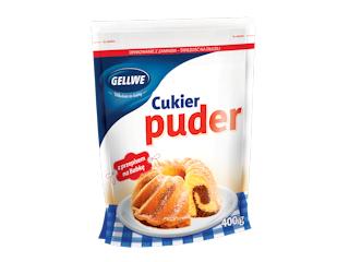 Cukier puder – nowość w portfolio marki Gellwe