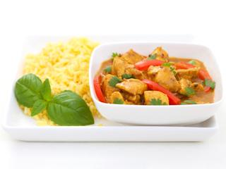 Przepis na Curry z indyka