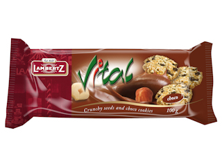 Ciasteczka czekoladowe VITAL Lambertz.