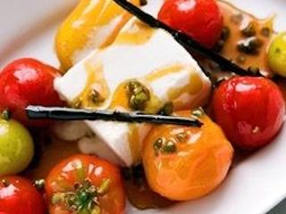 Przepis na Deser z pomidorów