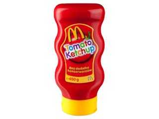 Ketchup Develey.