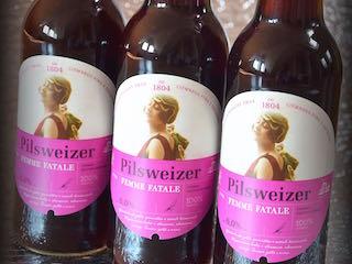 Piwa Pilsweizer Trzcinowe i Femme Fatale dla kobiet.