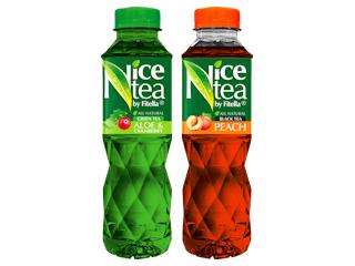 Herbata mrożona Fitella Nice Tea – modna nowość.