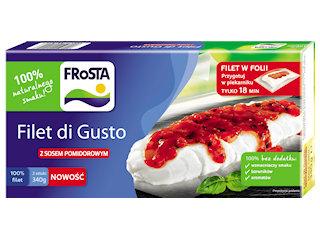 Innowacja w parze z naturalnym smakiem – nowe Filety di Gusto od FRoSTY!