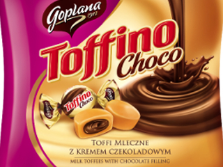 Toffino Creamy i Caramel macchiato