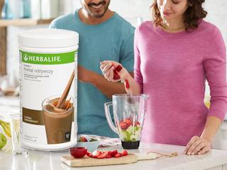Czekoladowy zawrót głowy z Herbalife Nutrition.
