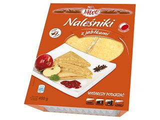 Nowość od firmy Jawo – Naleśniki z jabłkami.