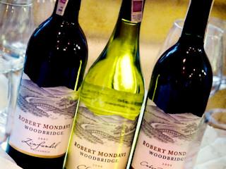 Kalifornijskie wino na jesienne dni