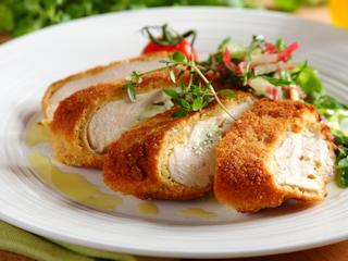 Przepis na kurczaka Cordon Blue.