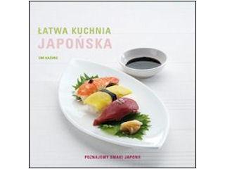 Recenzja książki Łatwa kuchnia japońska Emi Kazuko