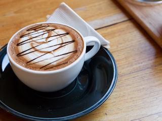 Mocha, czyli kawa i czekolada w jednym