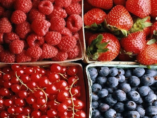 1. lipca - Międzynarodowy Dzień Owoców