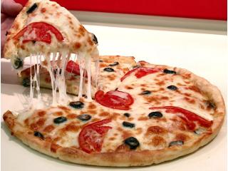 Dominos Pizza z dostawą do domu.