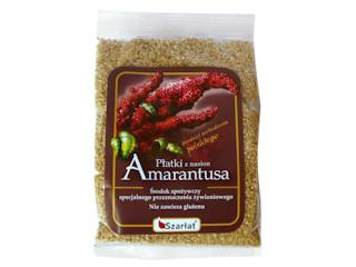 Płatki z amarantusa – zamiast tradycyjnej owsianki