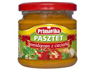 PASZTET POMIDOROWY Z CIECIORKĄ Primavika.