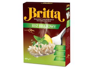 Ryż brązowy Britta.