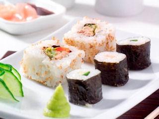 Przepis na Sushi maki.