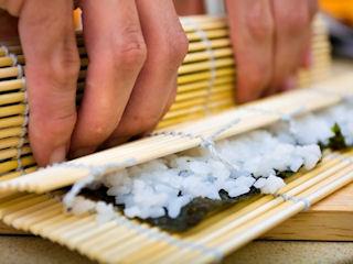 Blue Dragon – sushi na karnawał