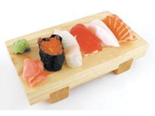 Przepis na Sushi nigiri.