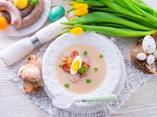Sprawdź, jakie dania musisz podać na wielkanocny obiad.