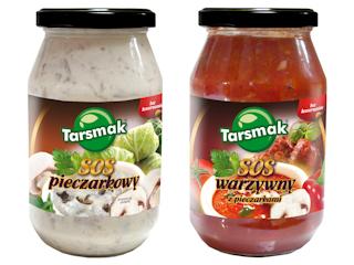 Szybki obiad bez konserwantów? Postaw na gotowe sosy Tarsmak!