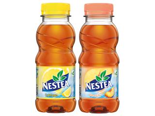 Kieszonkowa wersja napojów Nestea.