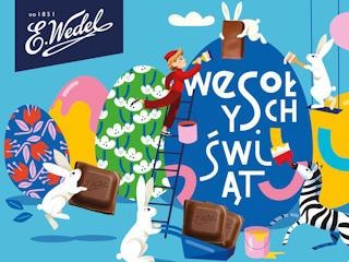 Wielkanocne słodycze od E.Wedel.