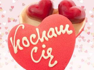 Walentynkowe czekoladki od Królewskiej Manufaktury Czekolady Wierzynek.