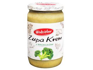 Zupa krem z brokułów Wodzisław.