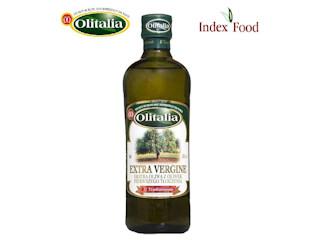 Oliwa z oliwek Extra Vergine włoskiej marki Olitalia