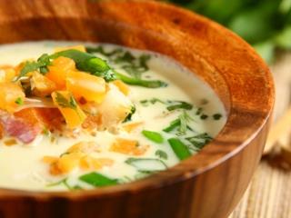 Przepis na zupę dyniowo-kokosową